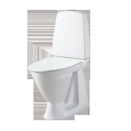 Ifø Sign Fix toalett 6870 med s lås VVS Komplett